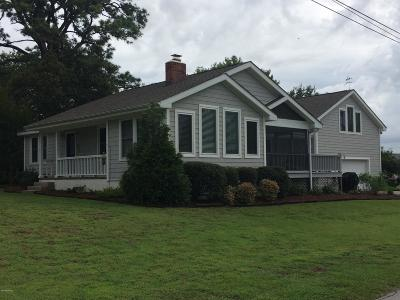 Morehead City Single Family Home For Sale: 213 Mansfield Parkway