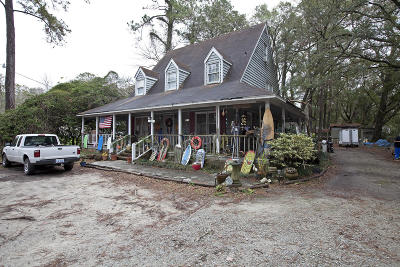 Wilmington Single Family Home Active Contingent: 6727 Carolina Beach Road