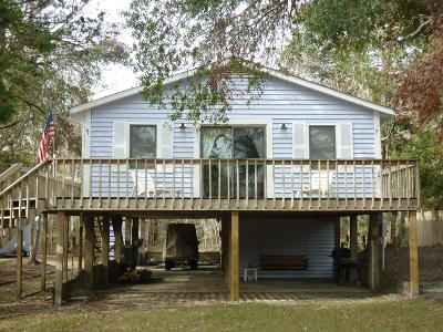 Emerald Isle Single Family Home For Sale: 125 Conch Court
