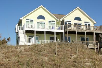 Emerald Isle Condo/Townhouse For Sale: 8517 Ocean View Drive #W