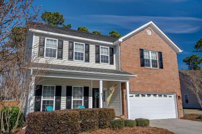 Wilmington Single Family Home For Sale: 213 Longmeadow Drive
