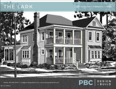 Wilmington Single Family Home For Sale: 5428 Edisto Drive