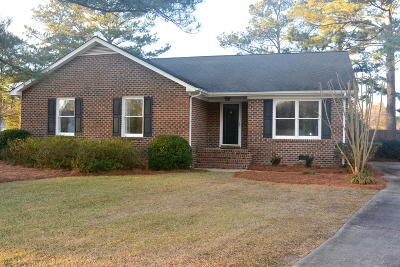 Greenville NC Single Family Home For Sale: $167,000