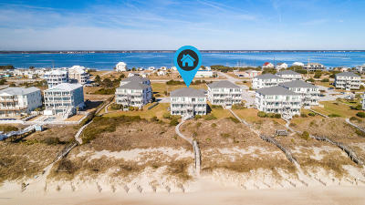 Emerald Isle NC Condo/Townhouse For Sale: $305,000