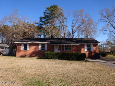 Havelock Single Family Home For Sale: 602 Lee Drive