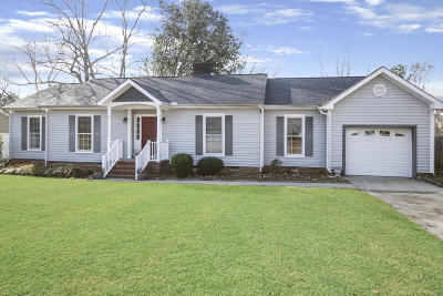 Greenville NC Single Family Home For Sale: $169,900
