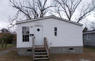 New Bern NC Manufactured Home For Sale: $19,900