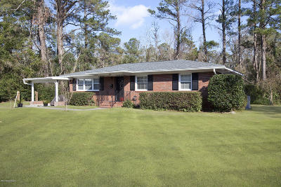 Wilmington NC Single Family Home For Sale: $249,900