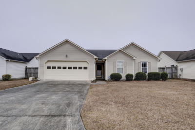 Wilmington NC Single Family Home For Sale: $185,000