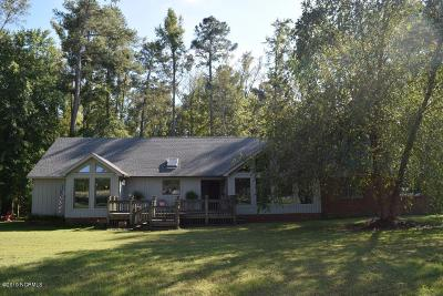 Nash County Single Family Home For Sale: 1687 Macedonia Road