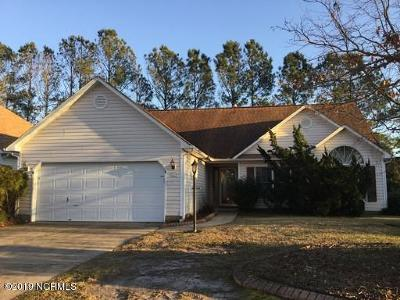 New Bern NC Rental For Rent: $1,200
