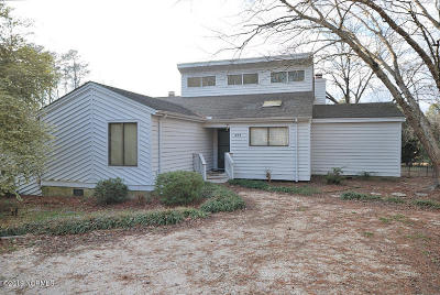 Rocky Mount NC Single Family Home For Sale: $105,000