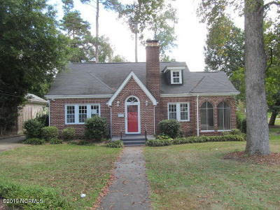 Whiteville NC Single Family Home For Sale: $70,000