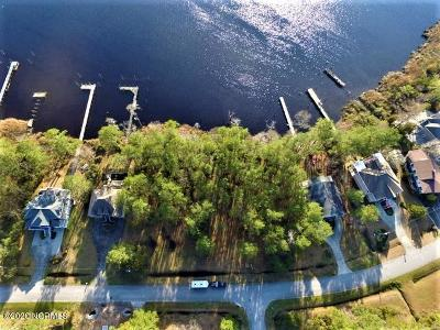 New Bern Residential Lots & Land For Sale: 5200 Bucco Reef Road