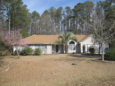 Havelock Single Family Home For Sale: 210 Seven Seas Drive