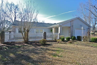 New Bern Single Family Home For Sale: 4305 Haywood Farms Road
