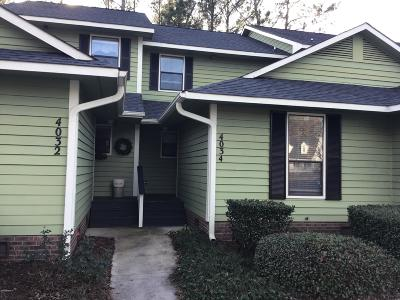 Wilmington NC Condo/Townhouse For Sale: $154,900