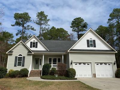 New Bern Single Family Home For Sale: 2140 Royal Pines Drive Drive