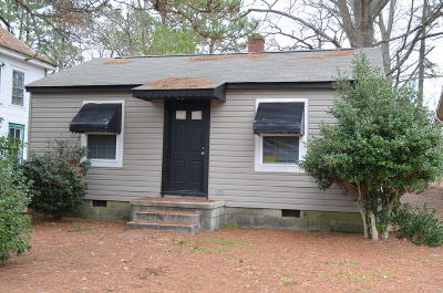 Edgecombe County Single Family Home For Sale: 813 Clark Street