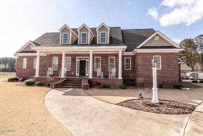 Edgecombe County Single Family Home For Sale: 3006 Lansdowne Drive