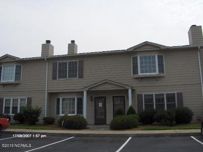 Greenville NC Condo/Townhouse For Sale: $45,900