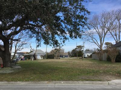 Morehead City Residential Lots & Land For Sale: 1704 Fisher Street