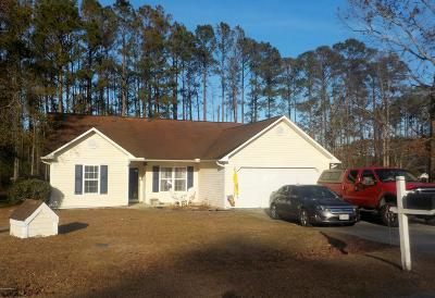Havelock Single Family Home For Sale: 212 Borgo Court
