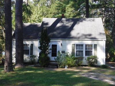 Nash County Single Family Home For Sale: 208 Crescent Drive