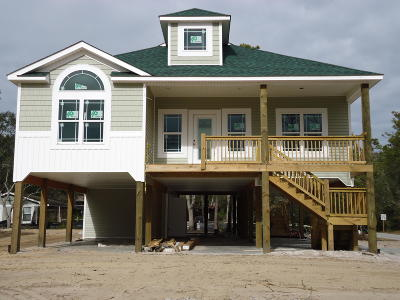 Oak Island Single Family Home For Sale: 2202 W Oak Island Drive