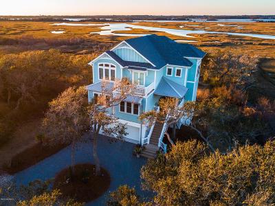 Surf City Single Family Home For Sale: 123 S Boca Bay Lane