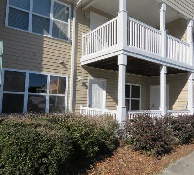 Wilmington NC Condo/Townhouse For Sale: $130,000