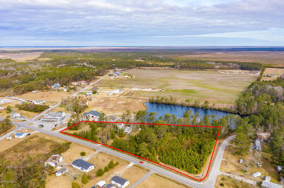 Beaufort Commercial For Sale: 527 Hwy 70 Otway