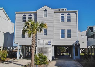 Sunset Beach Single Family Home For Sale: 431 Cobia Street