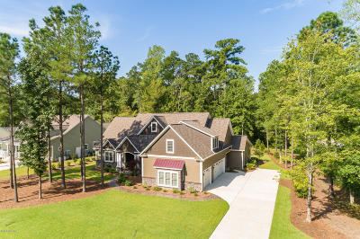 New Bern Single Family Home For Sale: 3800 Burlywood Lane