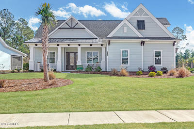 28451 Single Family Home For Sale: 1409 Star Grass Way