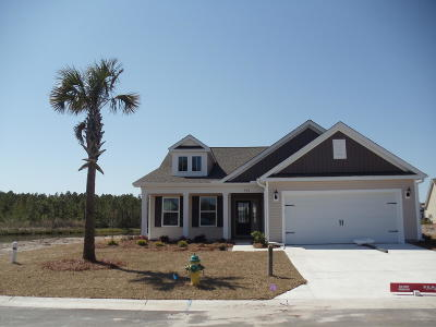 Ocean Isle Beach Single Family Home For Sale: 935 Teaticket Lane SW
