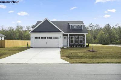 Jacksonville Single Family Home For Sale: 201 Shady Willow Lane
