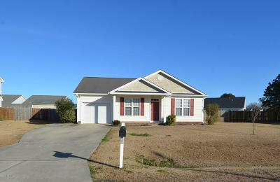 Greenville Single Family Home For Sale: 916 Ellery Drive