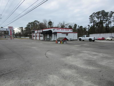 New Hanover County Commercial For Sale: 4916 Carolina Beach Road