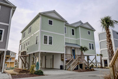 Topsail Beach Condo/Townhouse For Sale: 965 Tower Court #A