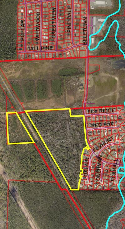 Havelock Residential Lots & Land For Sale: Fox Ridge Court