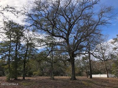 Oak Island Residential Lots & Land For Sale: 705 W Oak Island Drive
