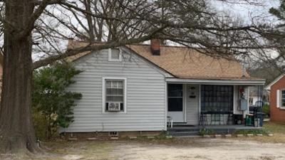 Rocky Mount Single Family Home For Sale: 616 Cascade Avenue