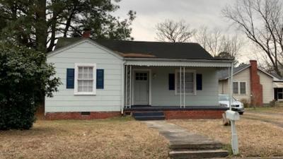 Rocky Mount Single Family Home For Sale: 601 Arrington Avenue