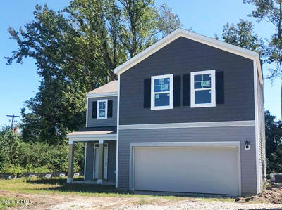 Jacksonville Single Family Home For Sale: 103 River Winding Road #Site 1
