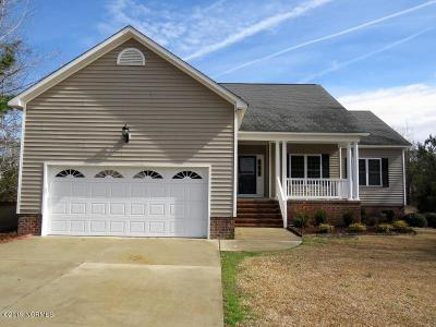 New Bern NC Single Family Home For Sale: $227,900