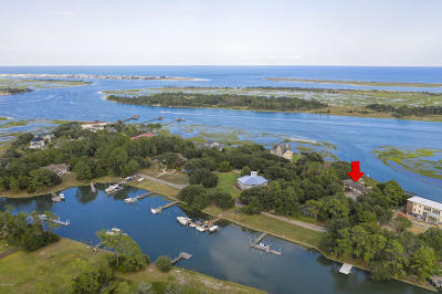 Wilmington Single Family Home For Sale: 7 Cedar Island