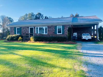 Farmville Single Family Home For Sale: 2670 Nc Highway 121