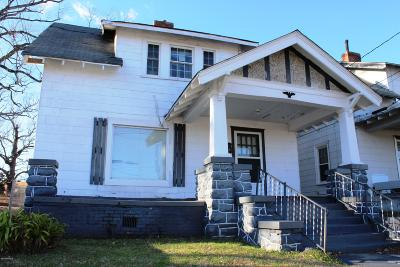 Rocky Mount Single Family Home For Sale: 426 N Church Street