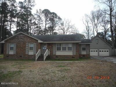 Rocky Mount Single Family Home For Sale: 2925 Ridgecrest Drive